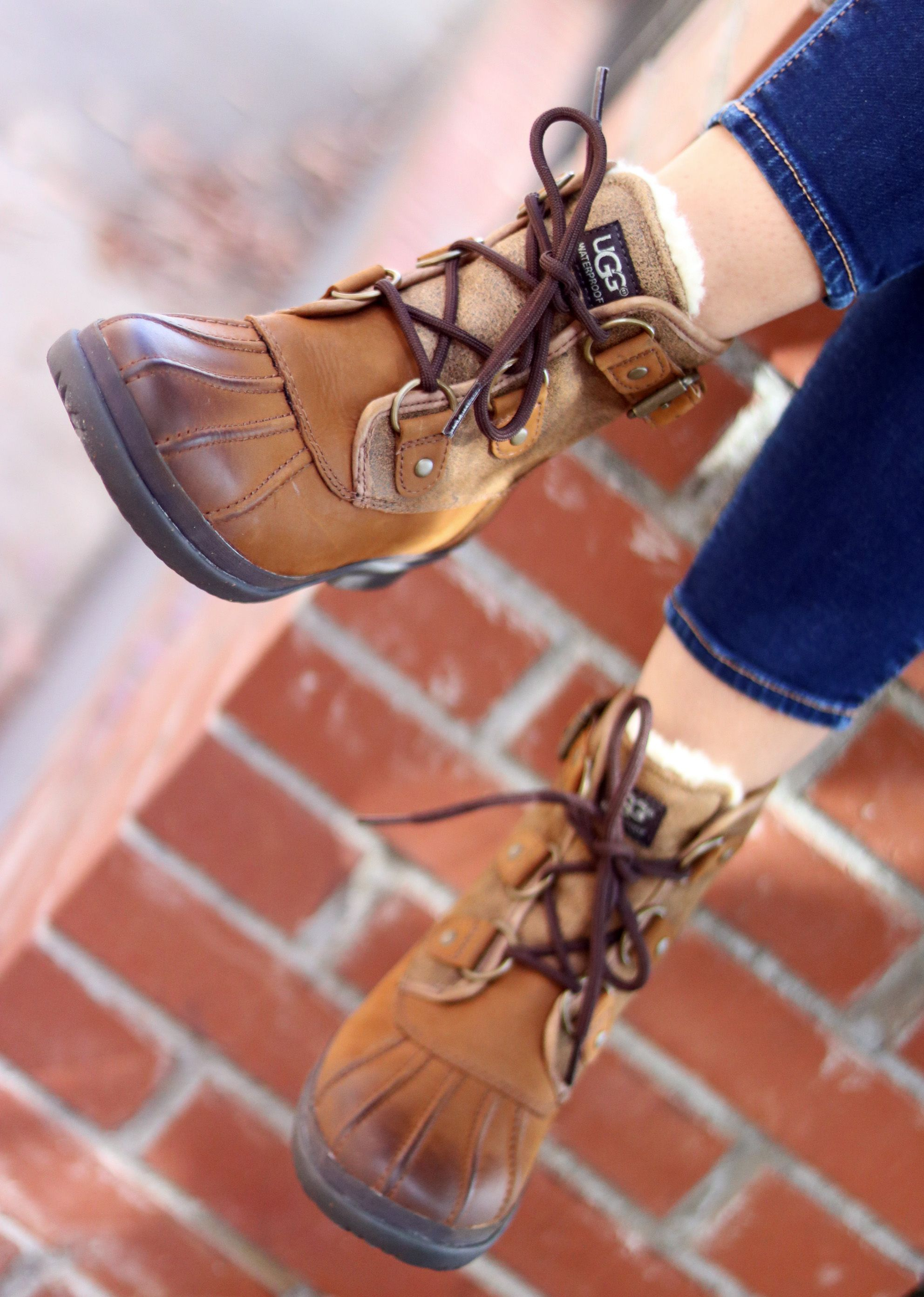eef60b4054c Duck, Duck...BOOTS! Do you have your UGG Cecil boots for Fall yet ...