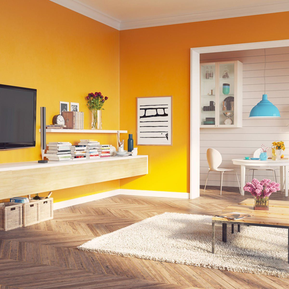 13 great paint ideas for your living room living room on wall paint ideas for living room id=13944