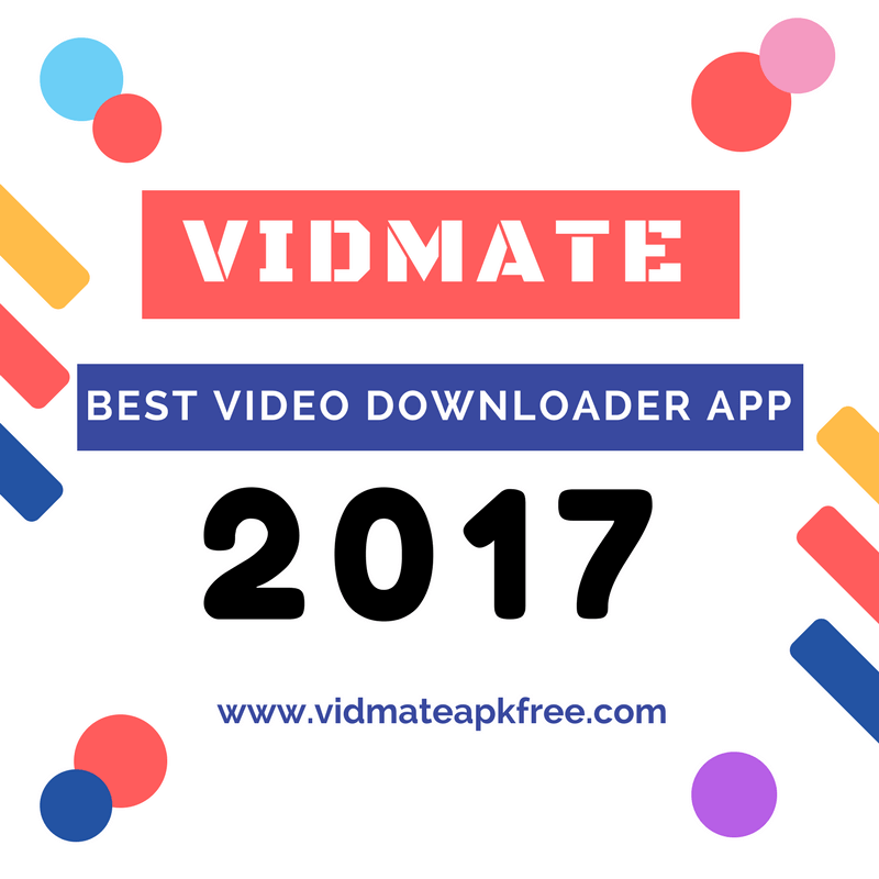 Vidmate app free download