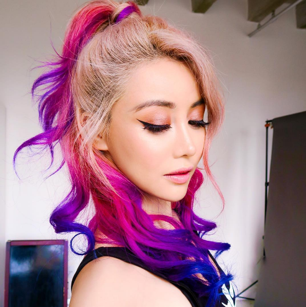 Cute Girl Hairstyles Youtube: Am I The Only One Who Noticed This Is Wengie From YouTube