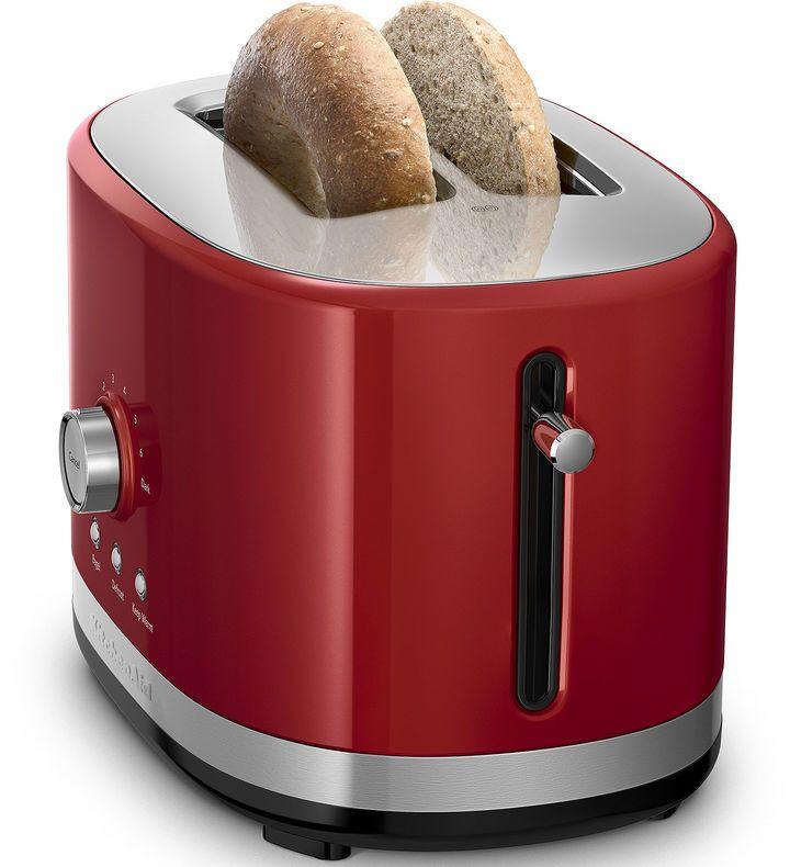 Kitchen aid kitchenaid 2slice longslot toaster kmt2116