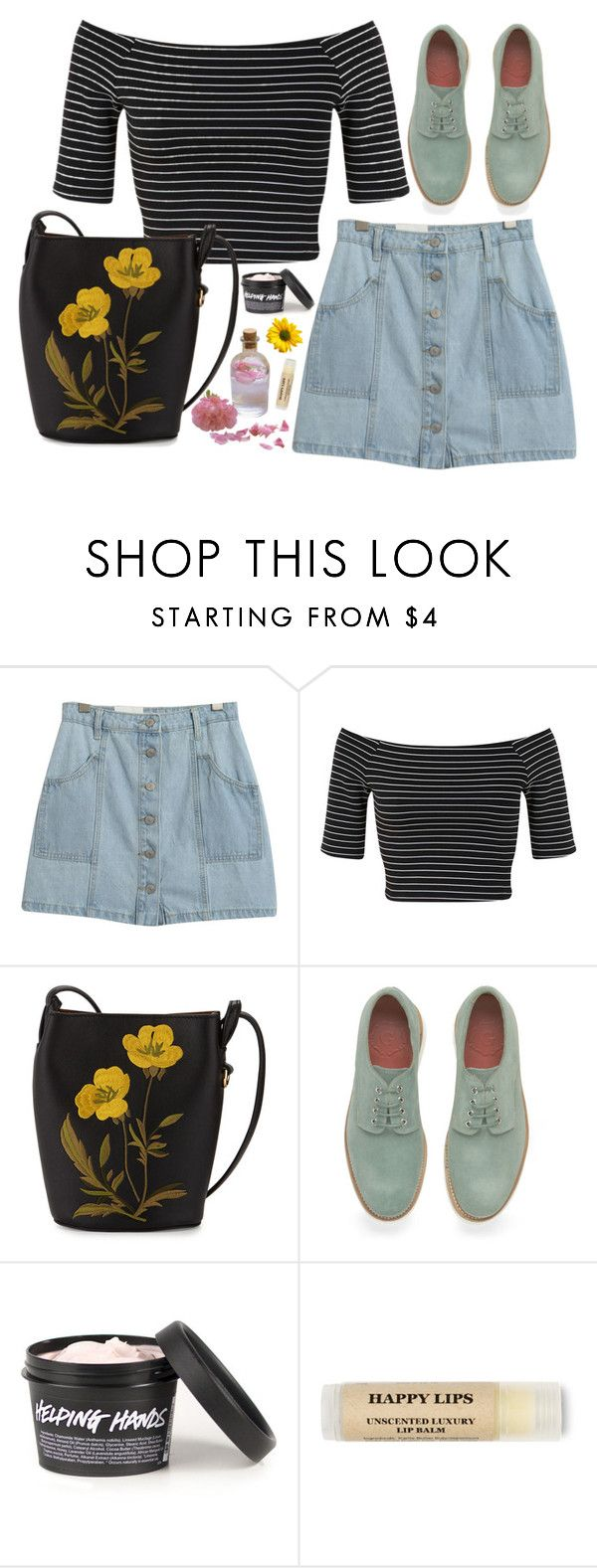"""All by myself being dramatic"" by taryn-ash ❤ liked on Polyvore featuring Chicnova Fashion, Miss Selfridge, STELLA McCARTNEY and Grenson"