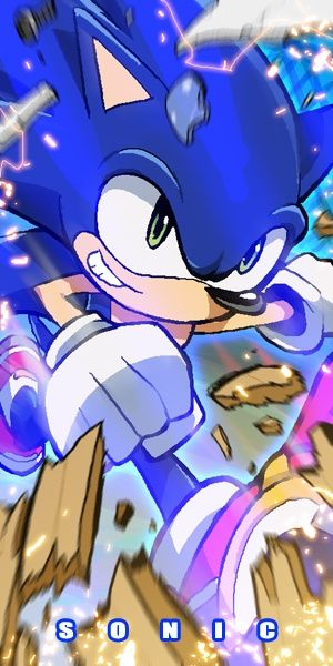 Sonic the awesome Hedgehog