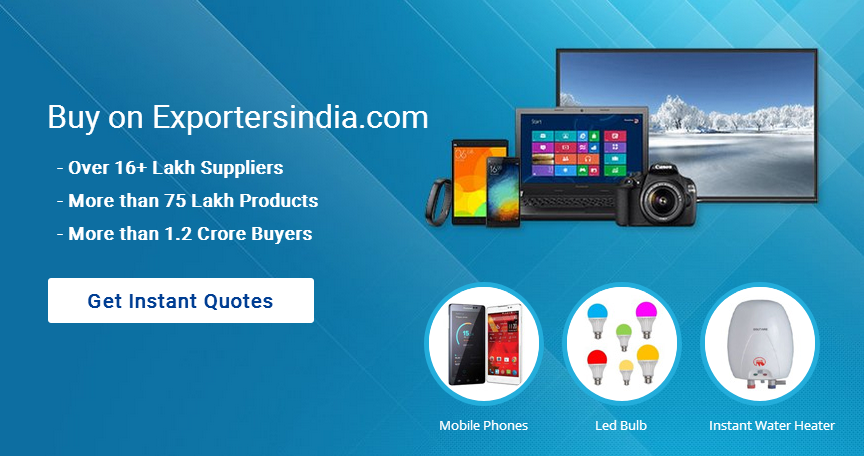 Buy on Over 16+ Lakh Suppliers More