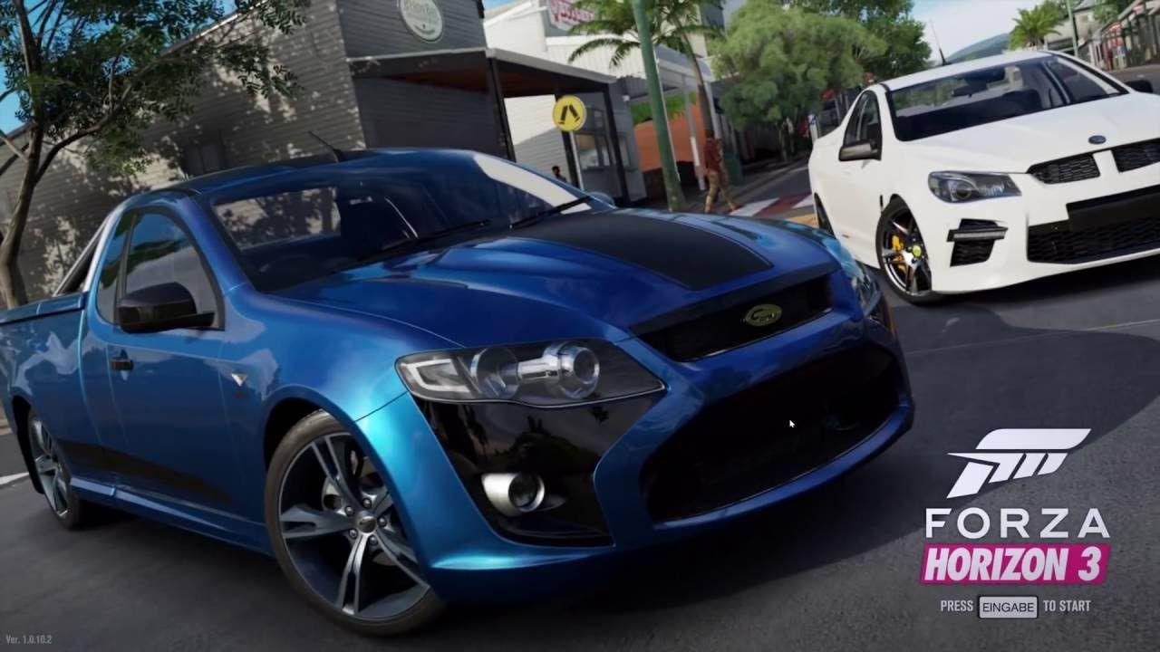 Forza Horizon 3 Gameplay - Byron Bay Lamborghini Centenario