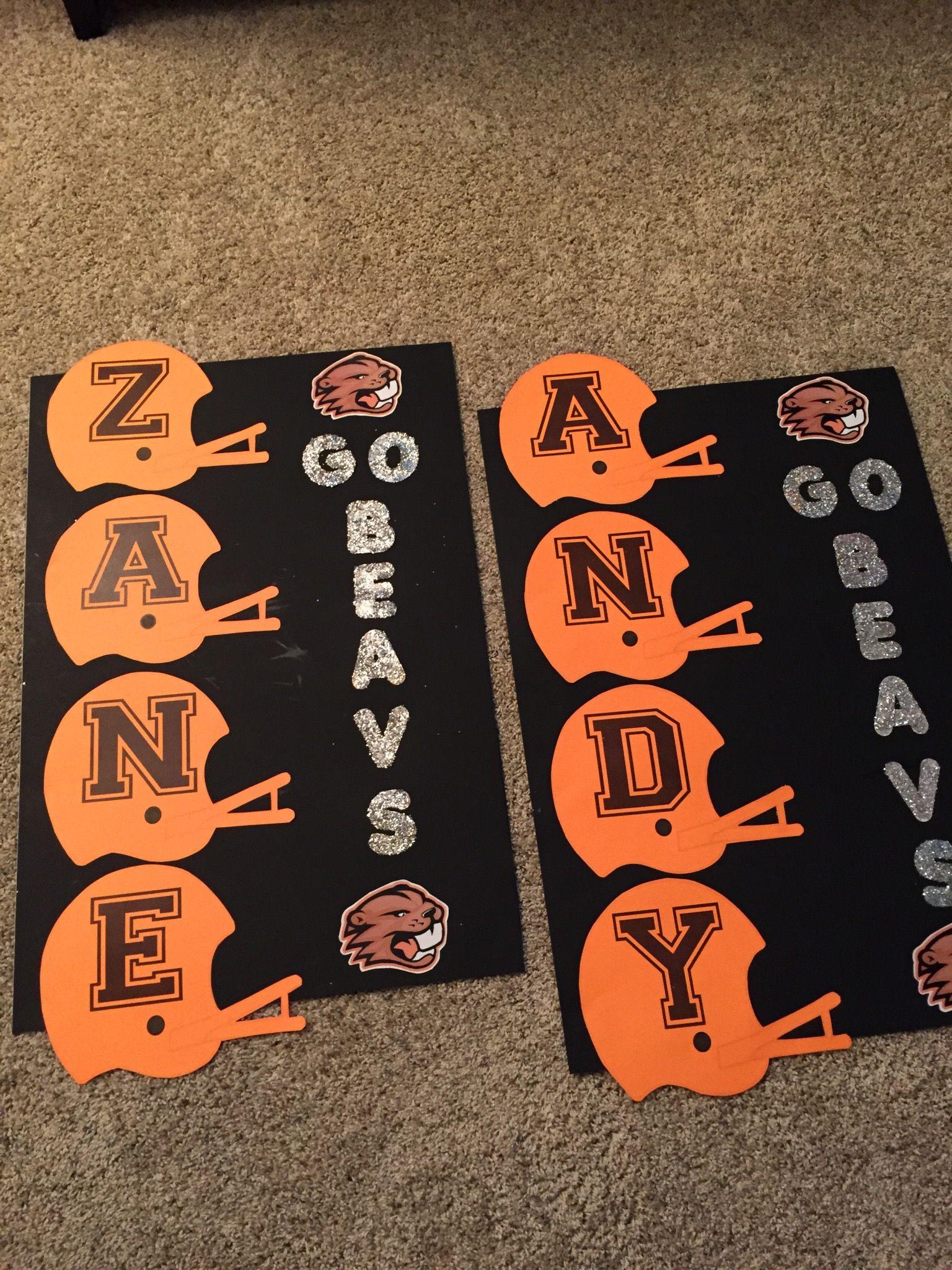 football posters cheer high school beaver beaverton cheerleader