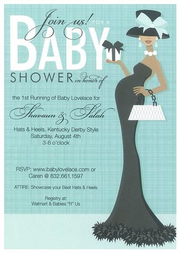 Baby Shower RSVP : The Bump Baby Websites