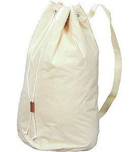Canvas Laundry Bag With Backpack Straps I Have Heard That A