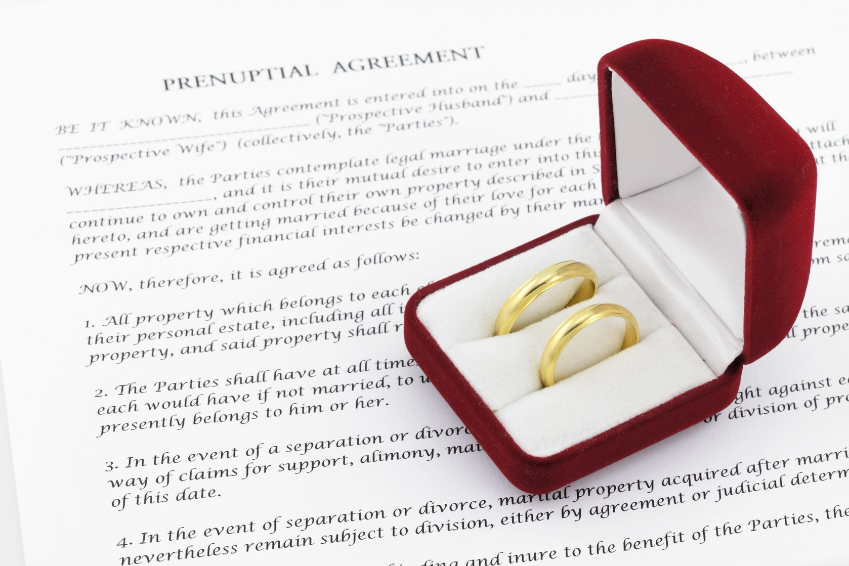 Maggio Law Firm  Prenuptial Agreements  Photography