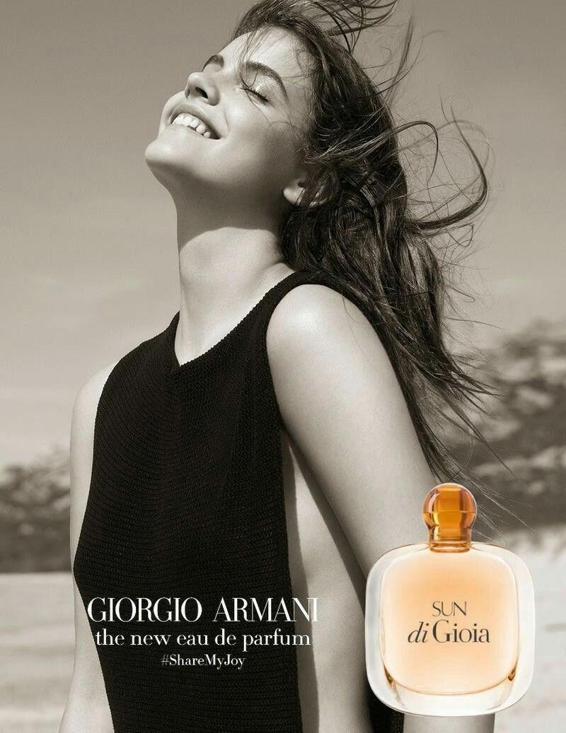 3b9fa2f4aa95 香水の広告, ジョルジオ アルマーニ, バルバラ・パルヴィン, ファッションフォトグラフィー, スウィーティー