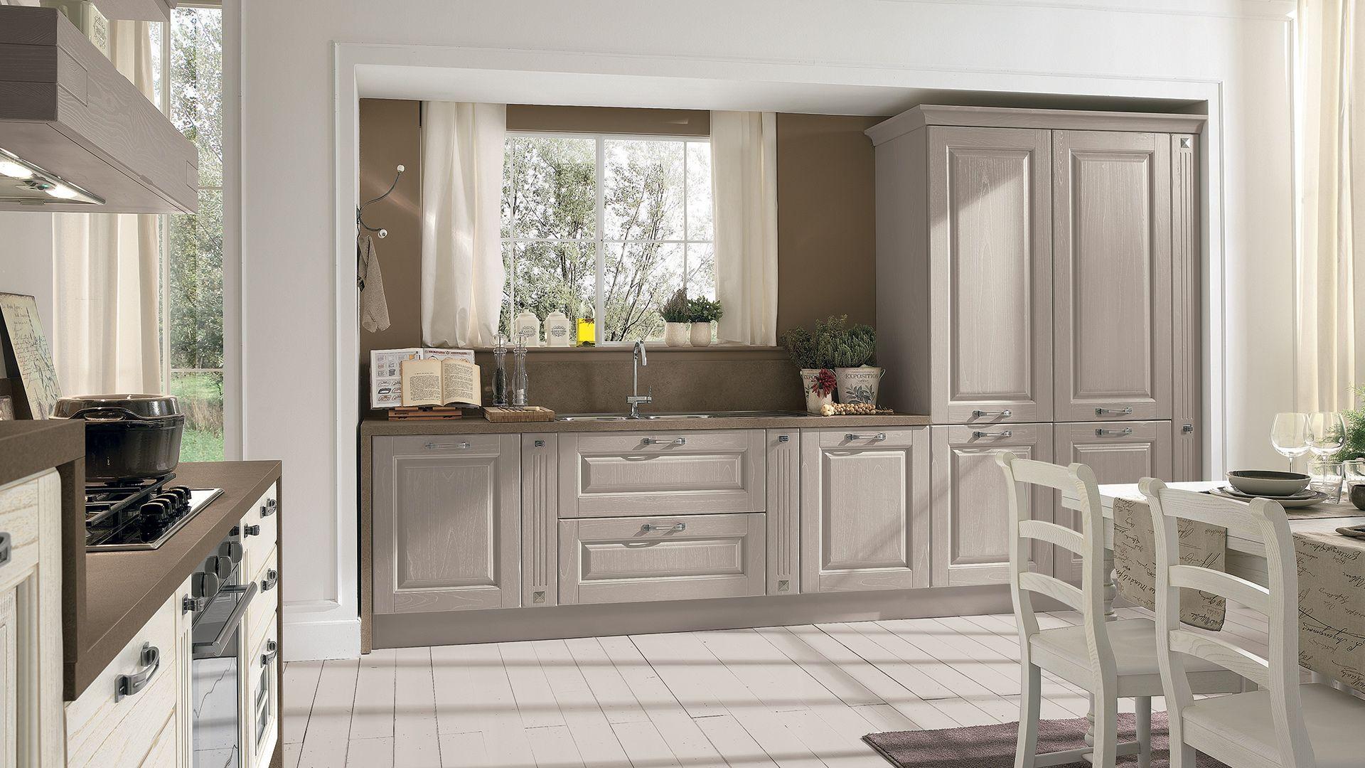Laura - Cucine Classiche - Cucine Lube nel 2019 | Cucine ...