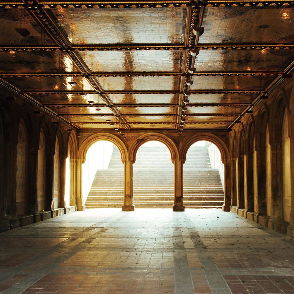 Bethesda Terrace (Central Park, NYC)   Engagement Locations (From ...