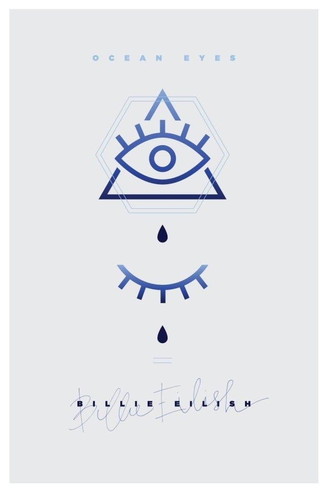 Music Poster The All Seeing Eye Horus Eye Pyramid Eye Eyes
