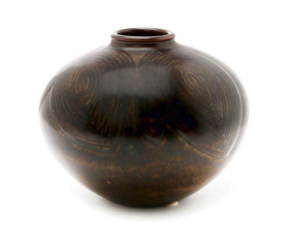 Large axel salto studio vase art pottery danish ceramic dilou large axel salto studio vase art pottery danish ceramic dilou glaze scandinavian reviewsmspy