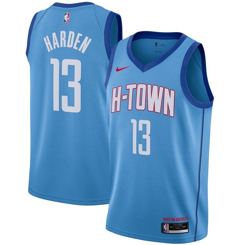 Príncipe alimentar Soportar  James Harden Houston Rockets Nike 2020/21 Swingman Player Jersey Blue –  City Edition in 2021 | Houston rockets, Jersey, Sport outfits