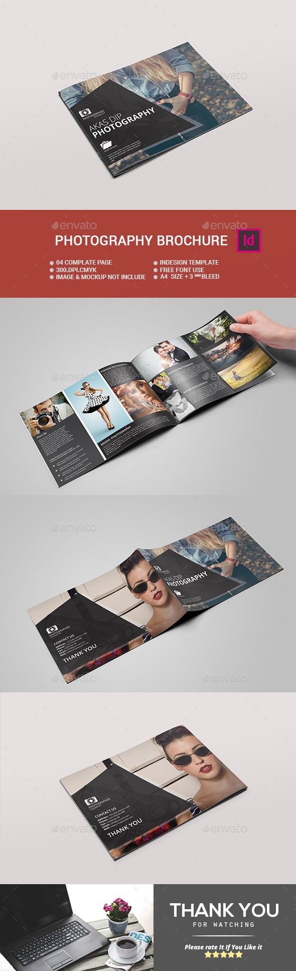 Landscape Photography Brochure | Photography brochure, Brochures and ...