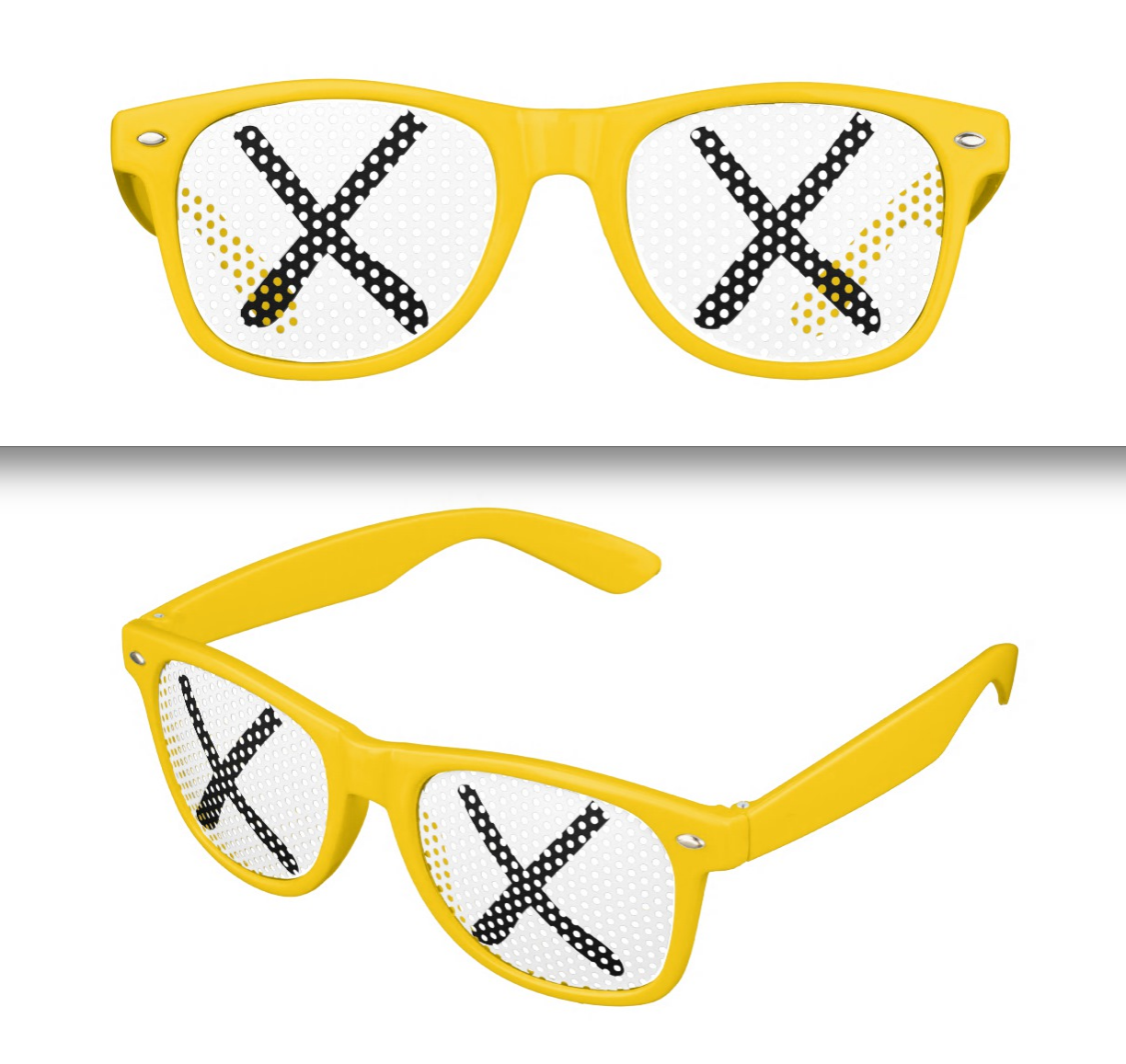 xx eyes crossed out eyes sunglasses yellow homer. Black Bedroom Furniture Sets. Home Design Ideas