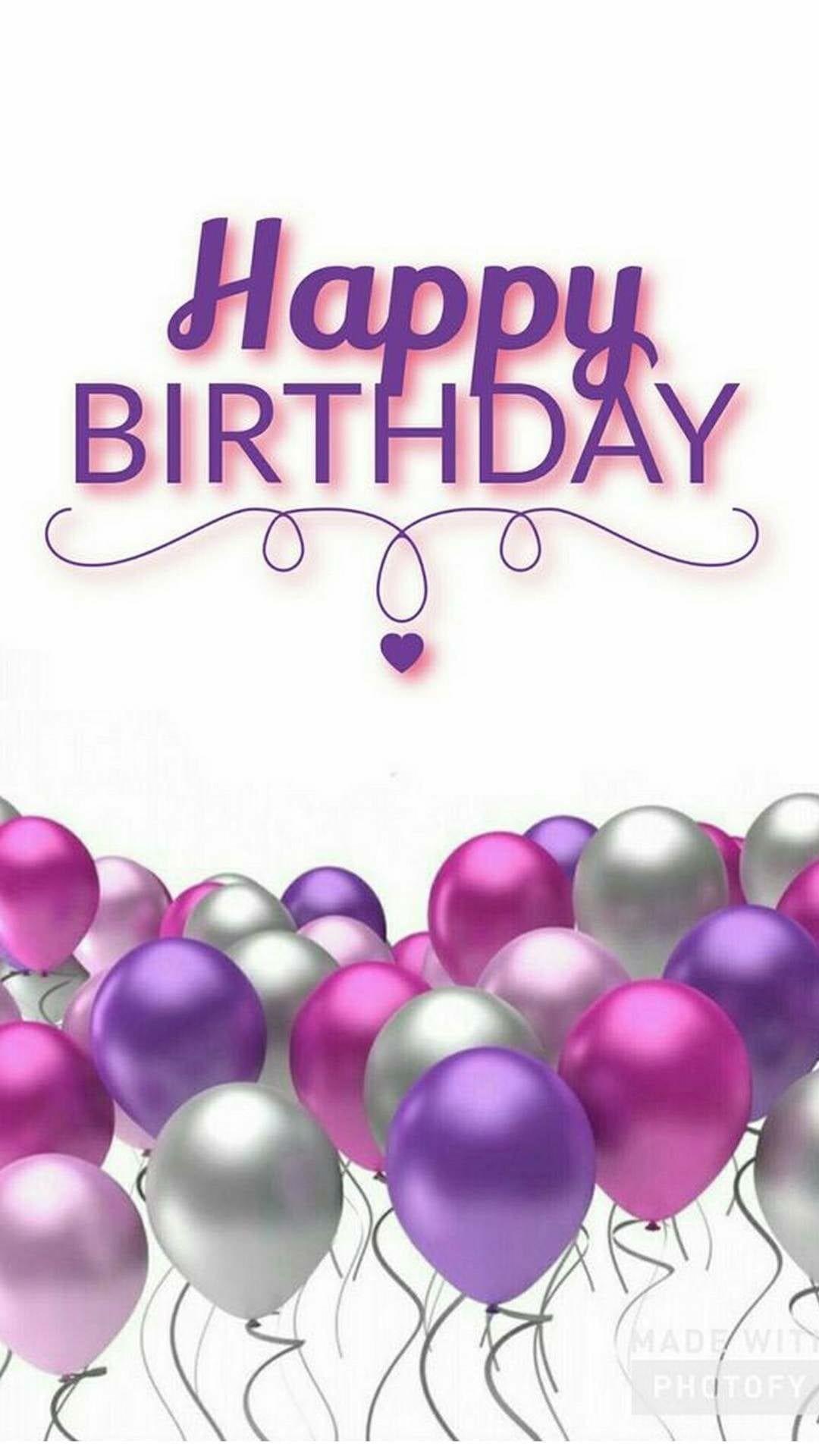 Happy birthday wallpaper by Kitty Sundheim on Celebrations