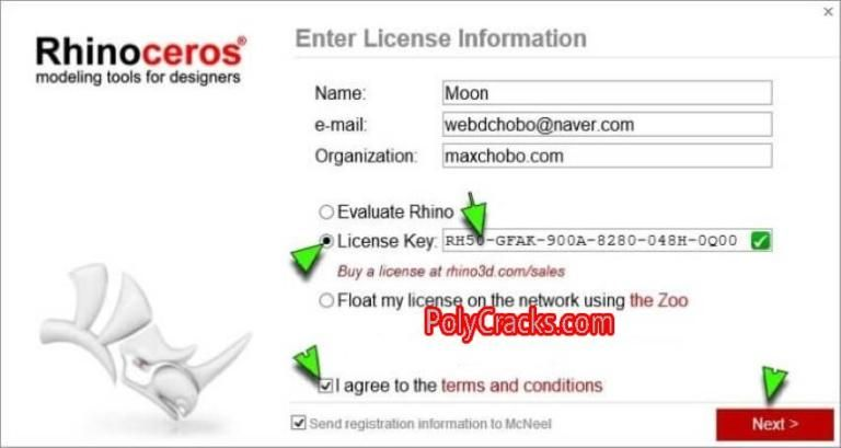 Rhinoceros 6 license key generator | Rhinoceros 6 10