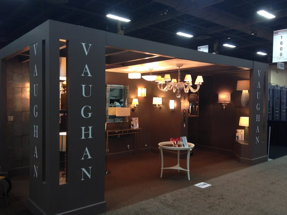 Vaughans Booth At The HD Expo