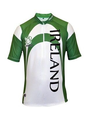 Ireland Guinness Beer cycling Short Sleeve Jersey Cycling Jersey
