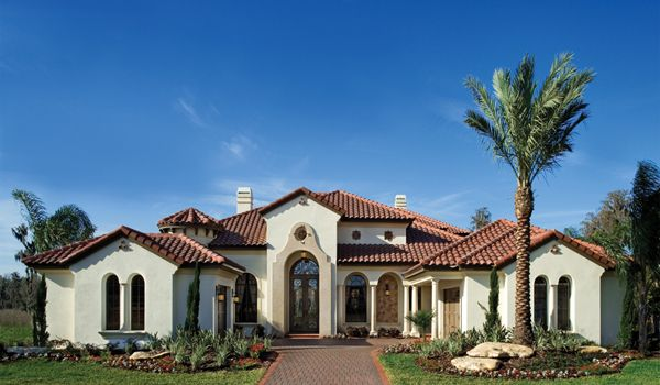 Florida Luxury Custom Home Design