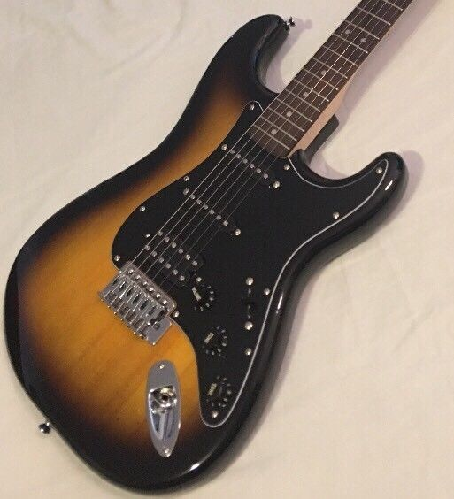 Details about Squier Affinity Series Special Strat Electric