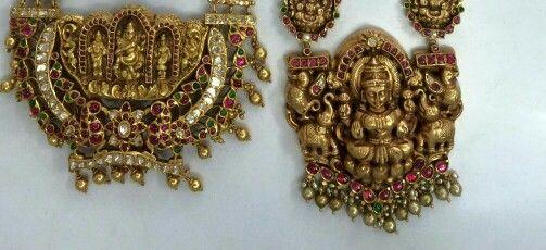 Temple pendants sagar jewellers sagar jewellers pinterest temple pendants sagar jewellers mozeypictures Choice Image