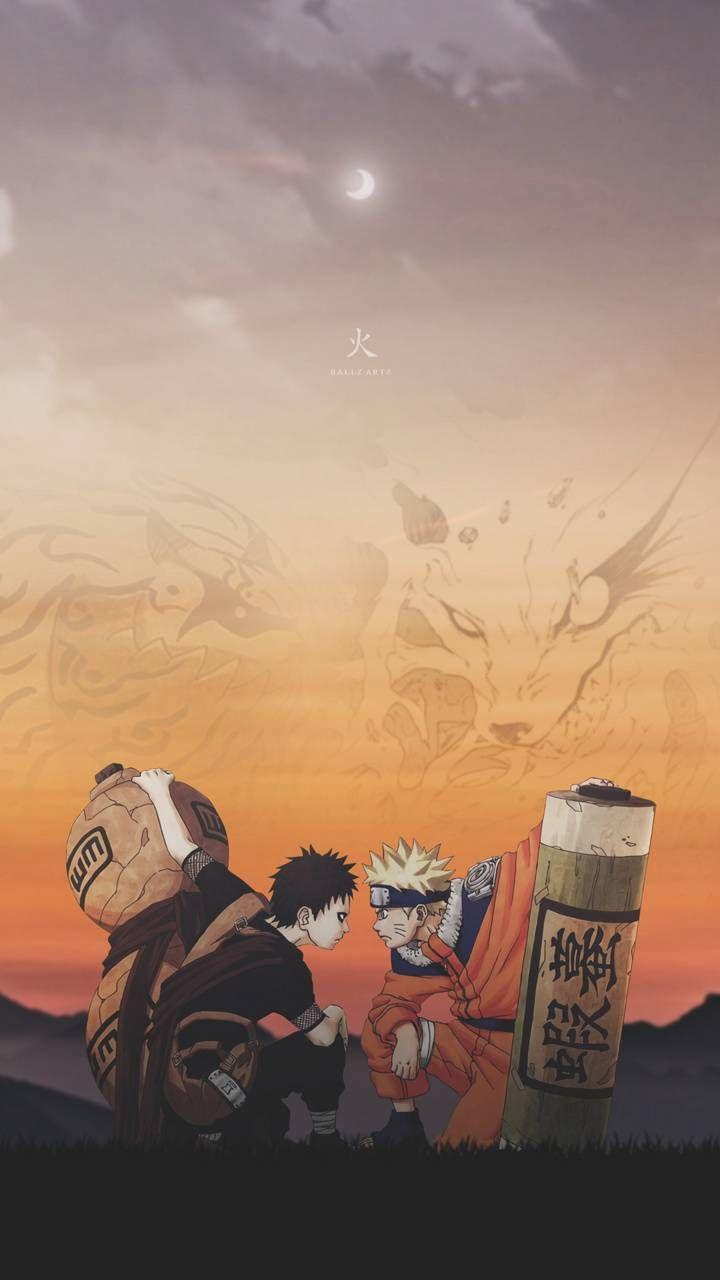 Gaara v Naruto wallpaper by Ballz_artz - 3c69 - Free on ZEDGE™