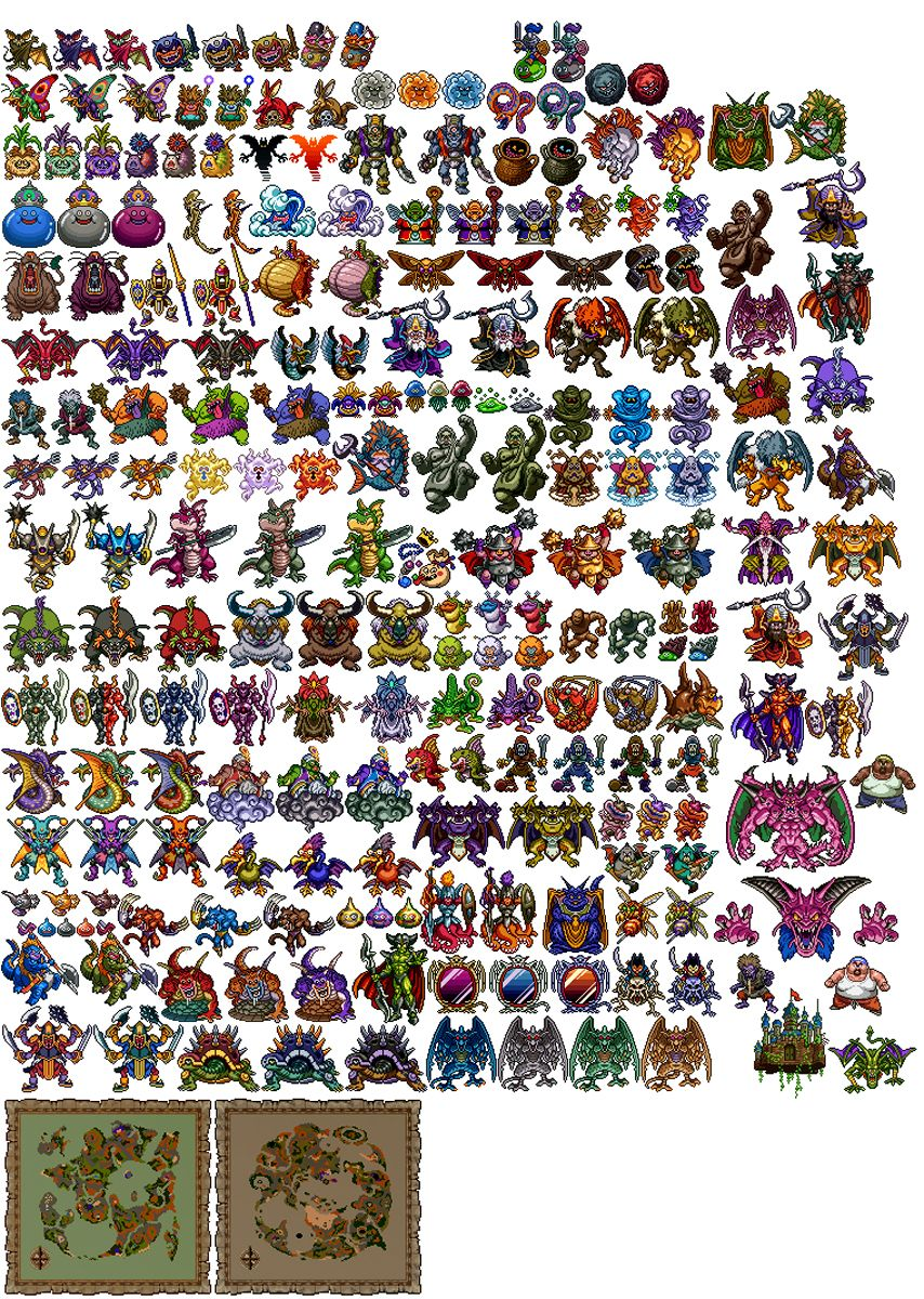 Dragon Quest Monsters joker Synthesis calculator