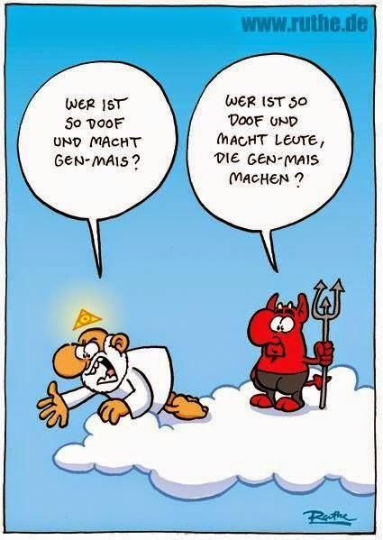 Die Kirche Im Dorf Lassen Deutsch Lernen Mit Cartoons 02