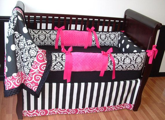 Unique Authentic ModPeaPod Baby Crib Bedding Set Gorgeous Modern ...