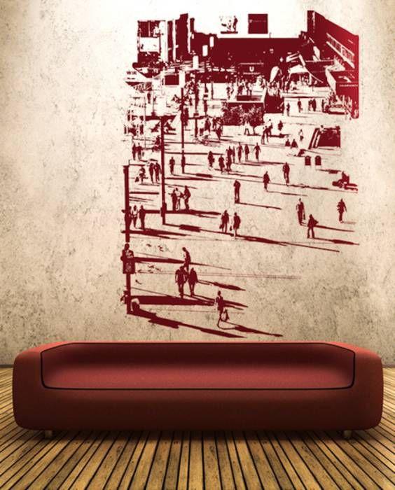 Ausgefallene wohnzimmer bilder berlin alexanderplatz wall for Ausgefallene bilder wohnzimmer