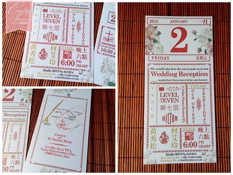 chinese wedding invitation card in malaysia%0A Modern Chinese Wedding Card Printing   Handmade Wedding Card and Favours    Pinterest   Card printing  Wedding card and Modern