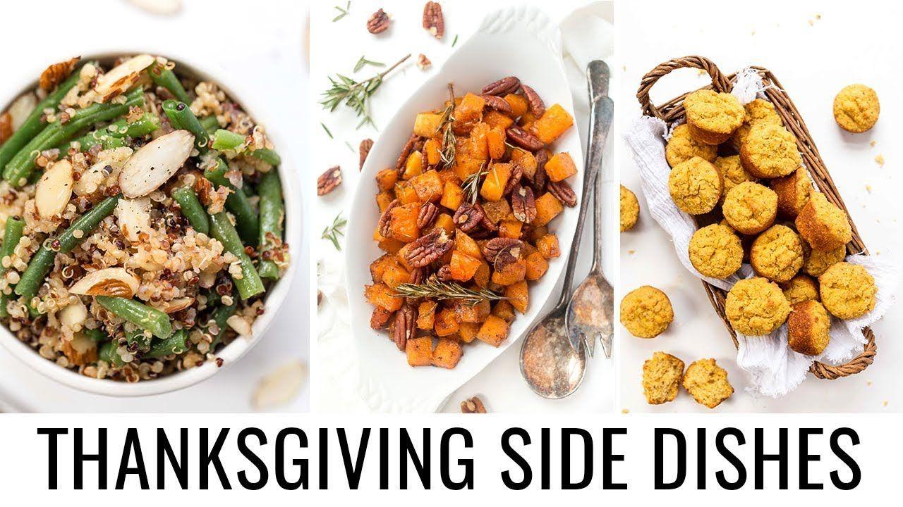 3 Easy Vegan Side Dishes Vegan Thanksgiving Collab With Cheap Lazy Vegan Vegan Thanksgiving Recipes Vegan Side Dishes Lazy Vegan