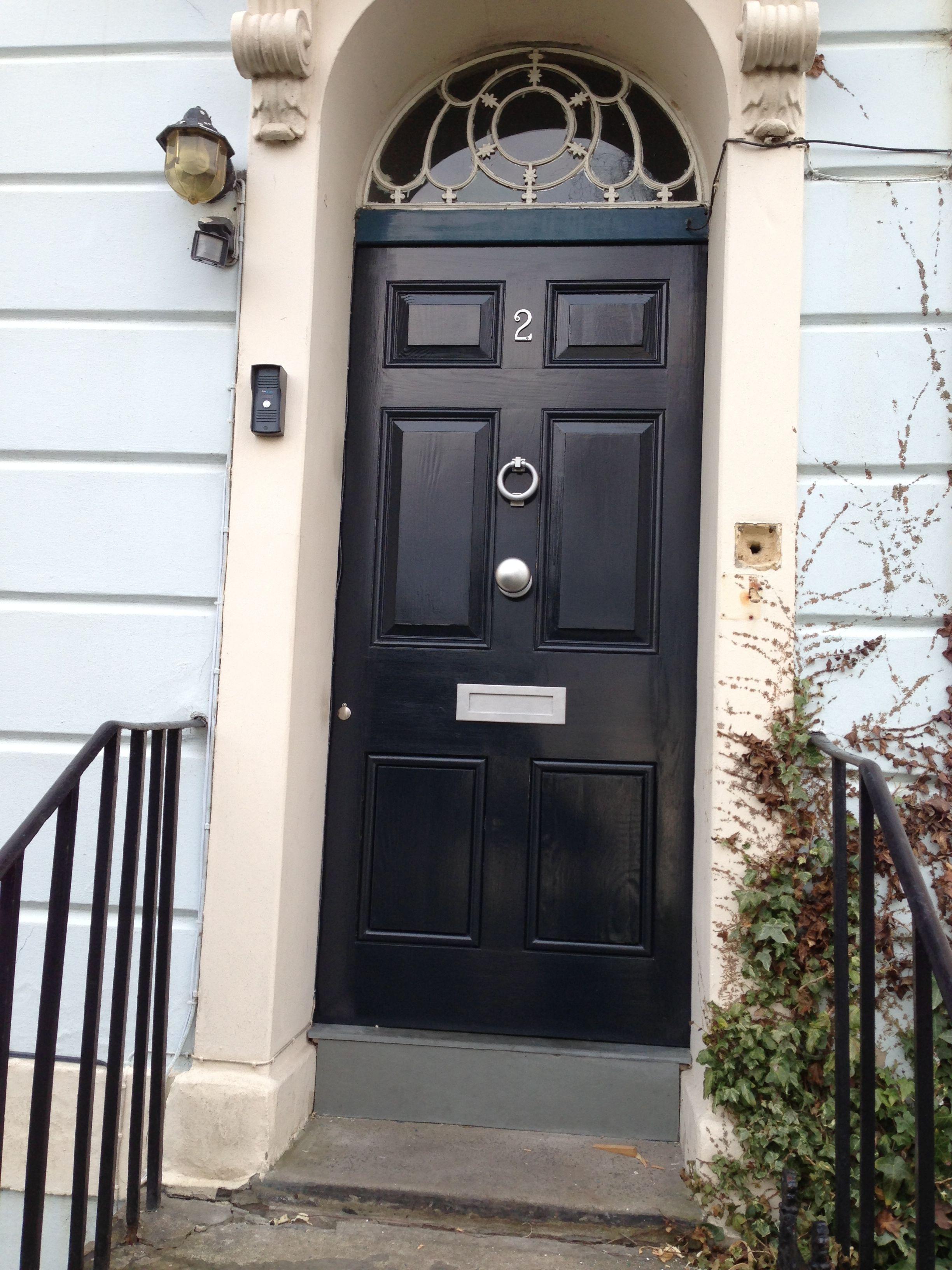 Six Panel Georgian Front Door Doors I Ve Made Pinterest Front