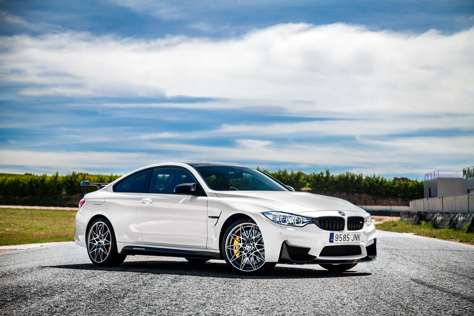 Bmw S New M4 Cs Limited Edition Is Tempting But Pricey 61 Images