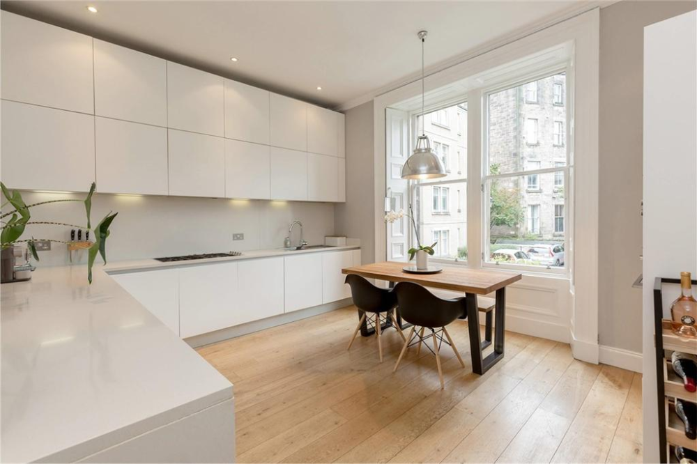 2 Bed Flat For Sale Lauriston 11 Lauriston Gardens Eh3 Espc In 2020 2 Bed Flat Home Decor Kitchen