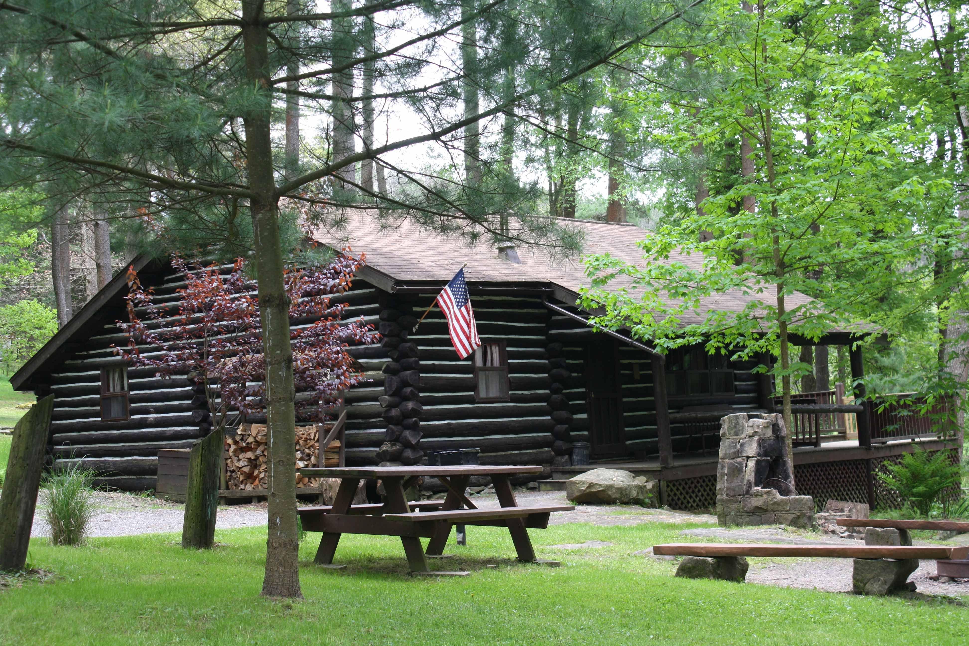 Log Cabin Rentals In Cook Forest Log Cabin Rentals Cabin Rentals Vacation Home Rentals