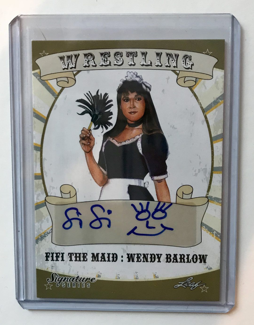 Pin on My Love..Wendy Barlow (Fifi The Maid)