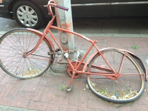 Help Us Map All The Abandoned Bikes In Nyc Abandoned Us Map
