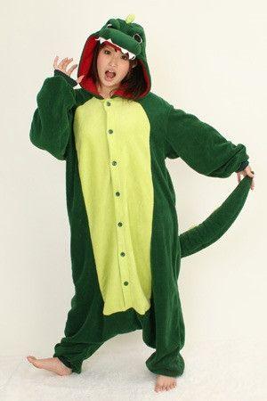 Kigurumi Canada - Dinosaur Kigurumi   Japanese Animal Costumes Pyjamas Onesies - StyleSays  sc 1 st  Pinterest & Kigurumi Canada - Dinosaur Kigurumi   Japanese Animal Costumes ...
