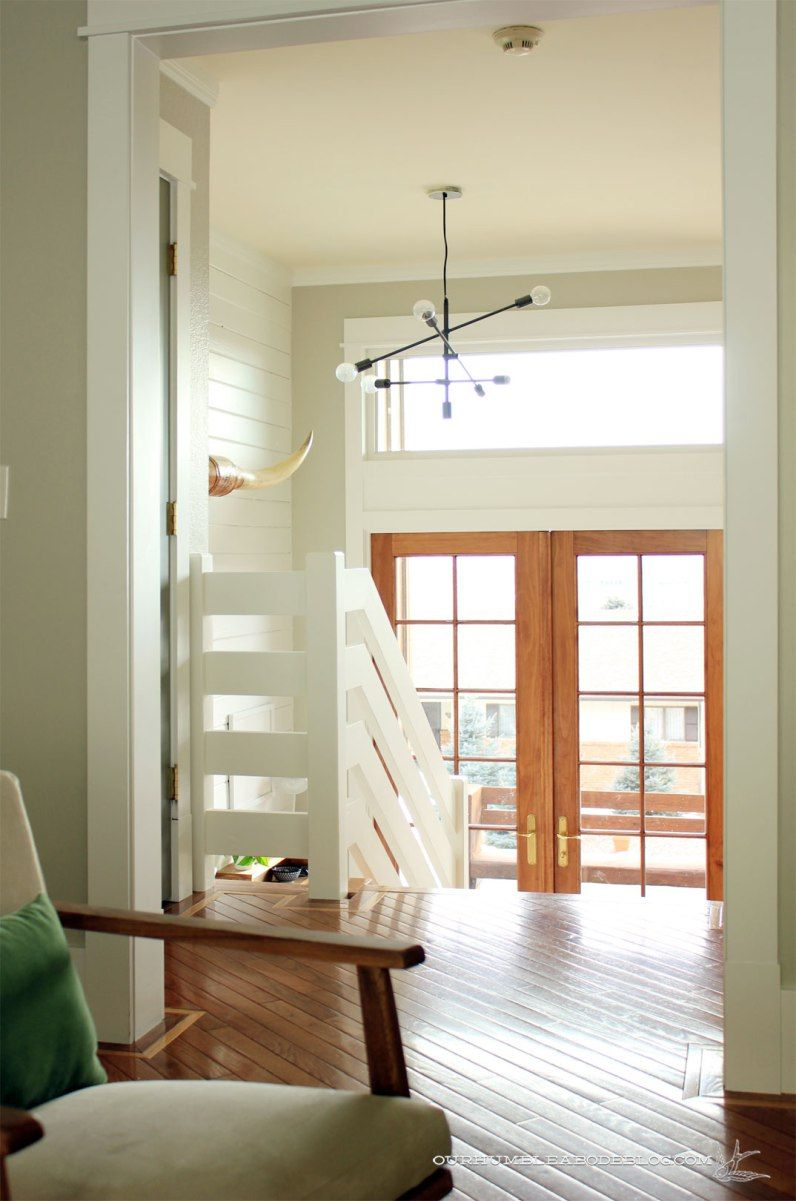 Best Horizontal Railing Diy Modern Home Interiors Pinterest 640 x 480