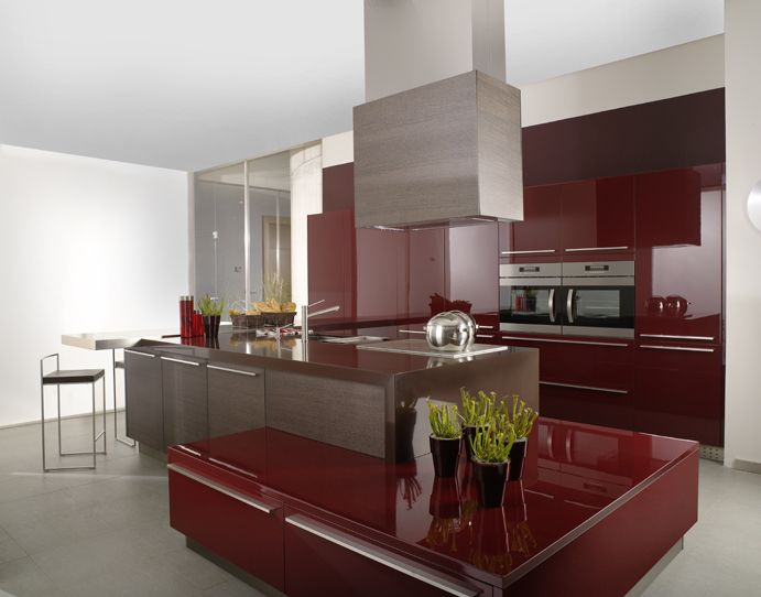Porcelanosa's Kitchens