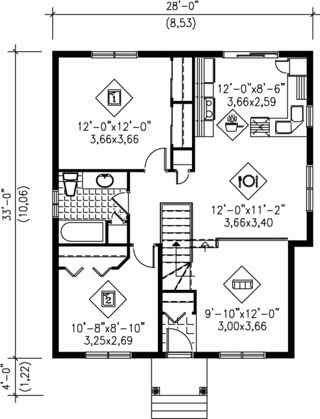 900 Sq Feet House Plans Fresh 54 Unique 900 Square Ft House Plans S Daftar Harga In 2020 Square House Plans Bungalow Floor Plans House Plans