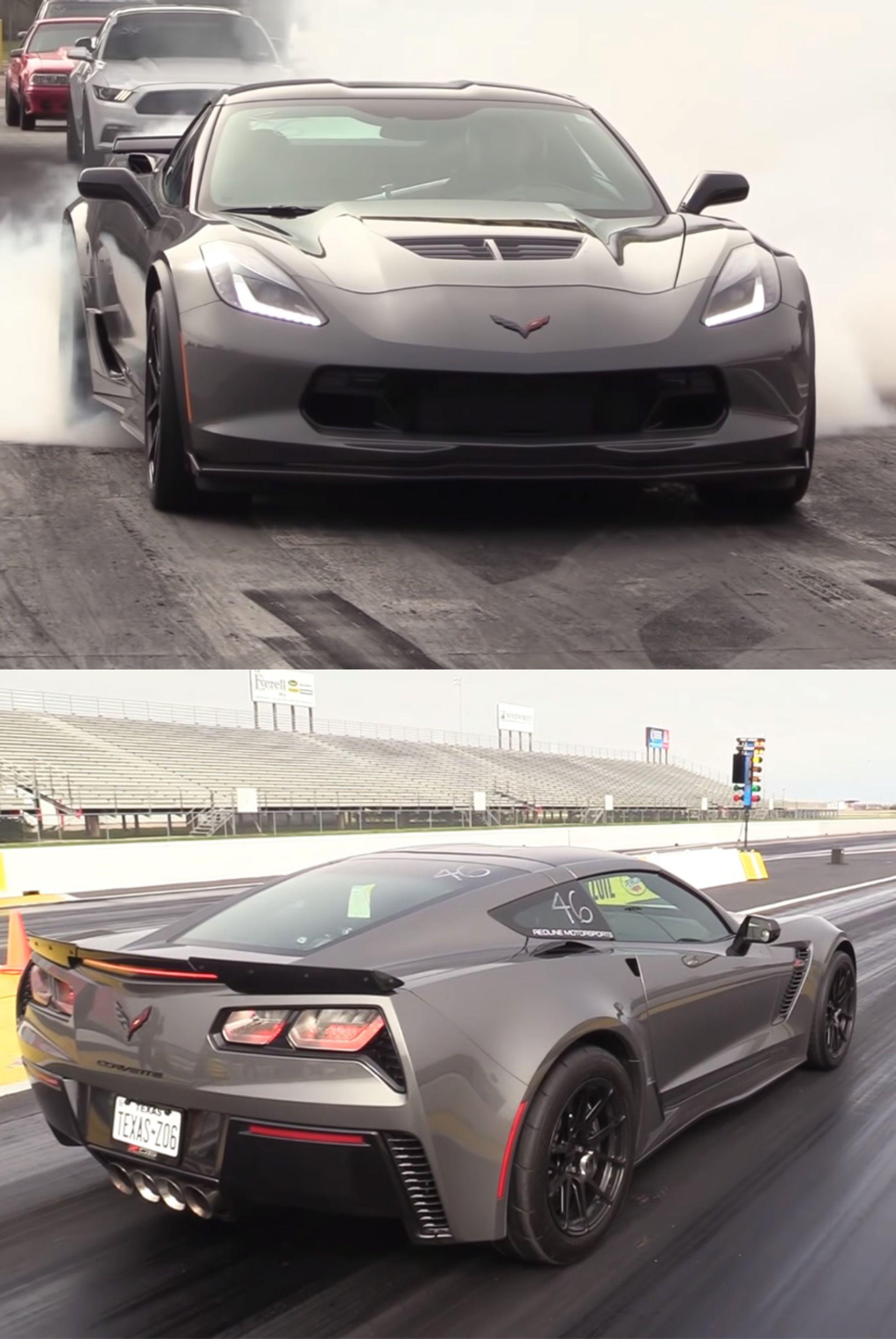 2006 Corvette Z06 Procharged 800hp Hre 540 Wheels 1 4 Mile 10 05