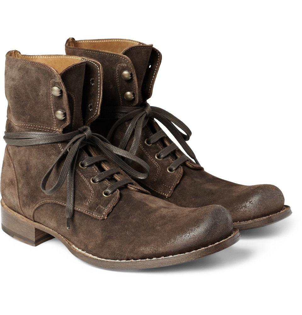 john varvatos boots mens