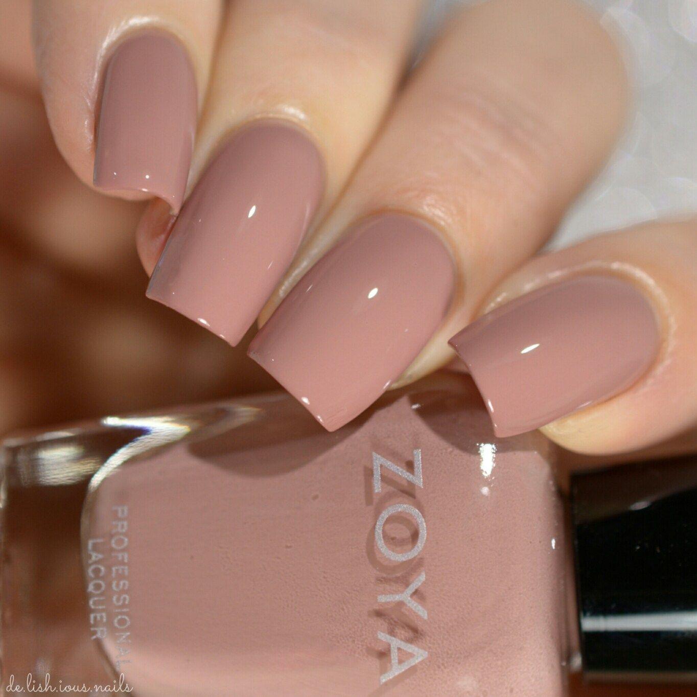 Zoya Naturel 3 - Delishious Nails
