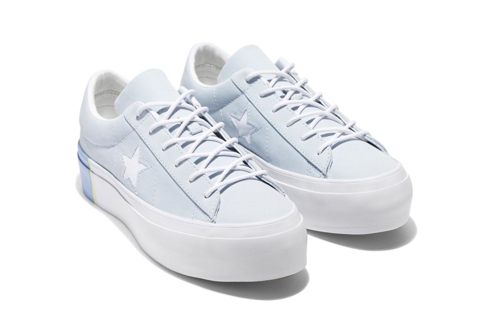 Óptima Almeja Fahrenheit  Take a First Look at Converse's Forthcoming One Star Platform   Converse  one star, One star, Converse