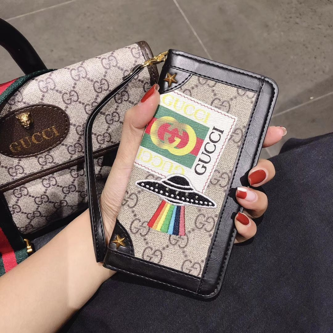 gucci iphone 12 pro max case card holder